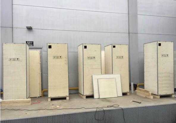 免檢鋼帶木箱